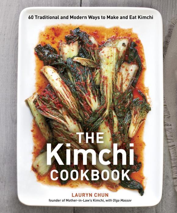 The Kimchi Cookbook