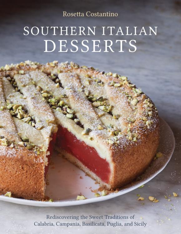 Southern Italian Desserts italian visual phrase book