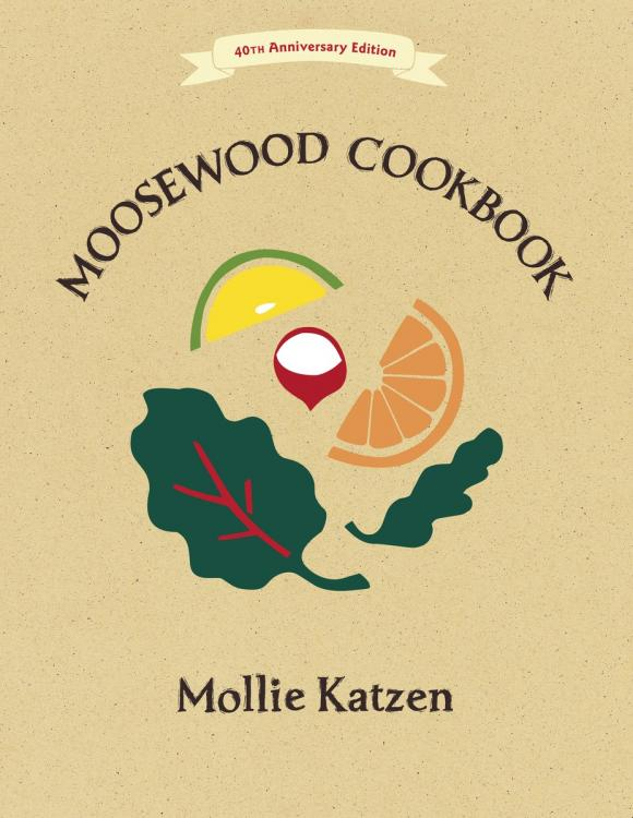 The Moosewood Cookbook the fat free junk food cookbook
