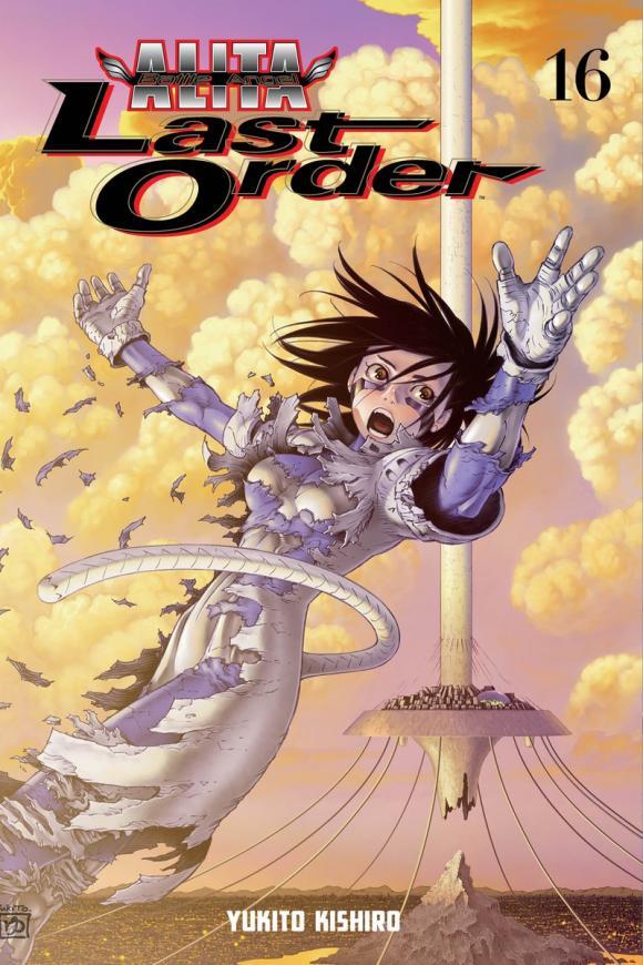 Battle Angel Alita: Last Order Volume 16