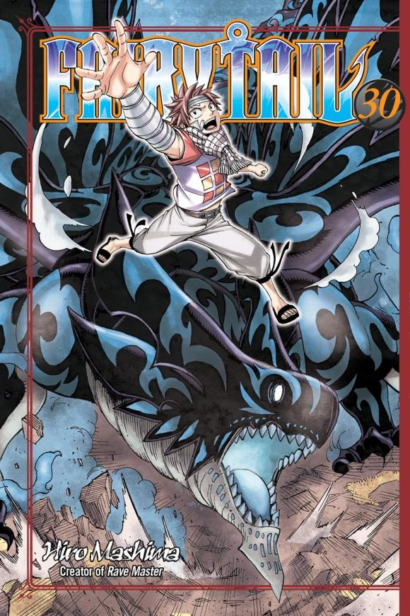 цена на Fairy Tail 30