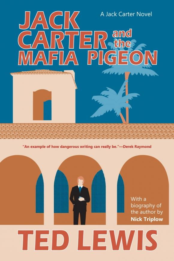 Jack Carter and the Mafia Pigeon the chinese mafia