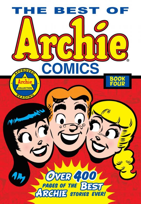 The Best of Archie Comics Book 4 archie giant comics party