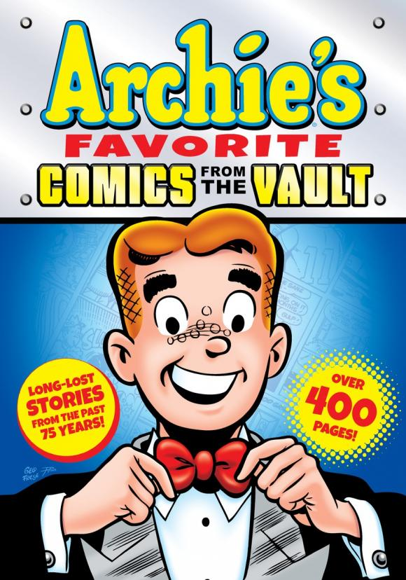 Archie's Favorite Comics from the Vault darksiders the abomination vault