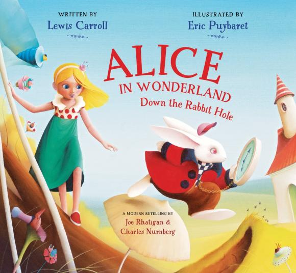 Alice in Wonderland: Down the Rabbit Hole down the rabbit hole