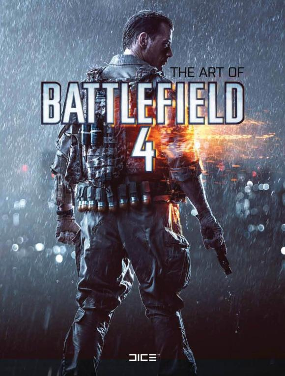 The Art of Battlefield 4 the art of hunting