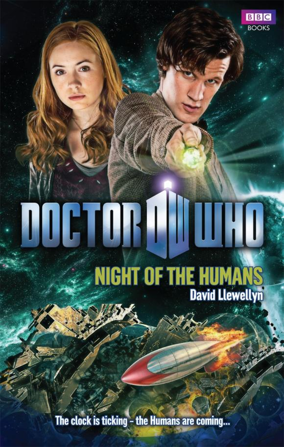 Doctor Who: Night of the Humans llewellyn d doctor who night of the humans