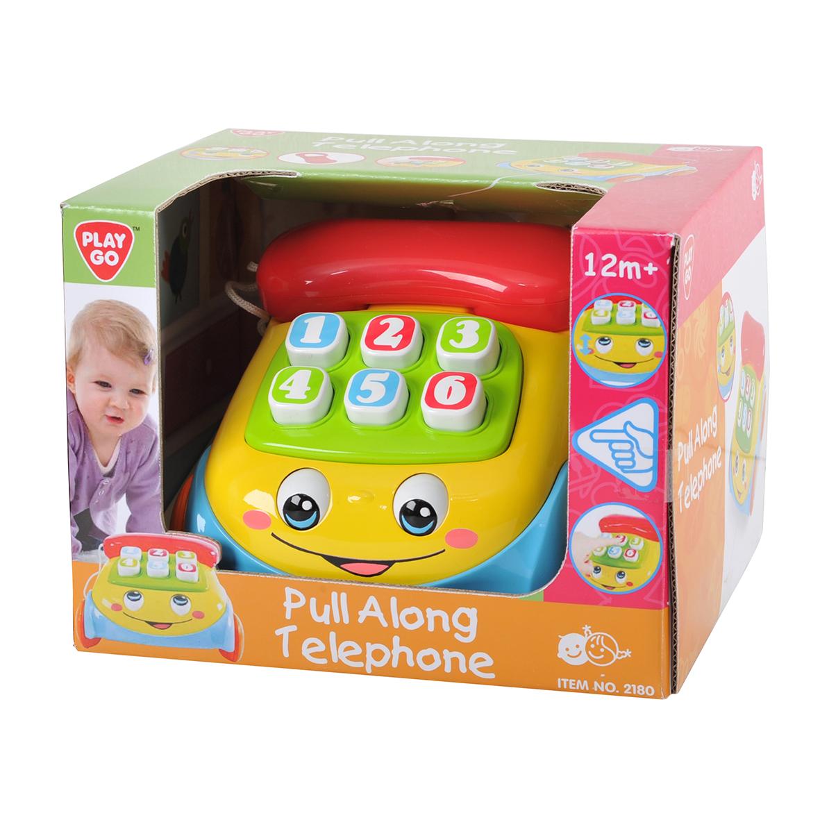 Playgo Каталка Телефон каталки playgo каталка телефон