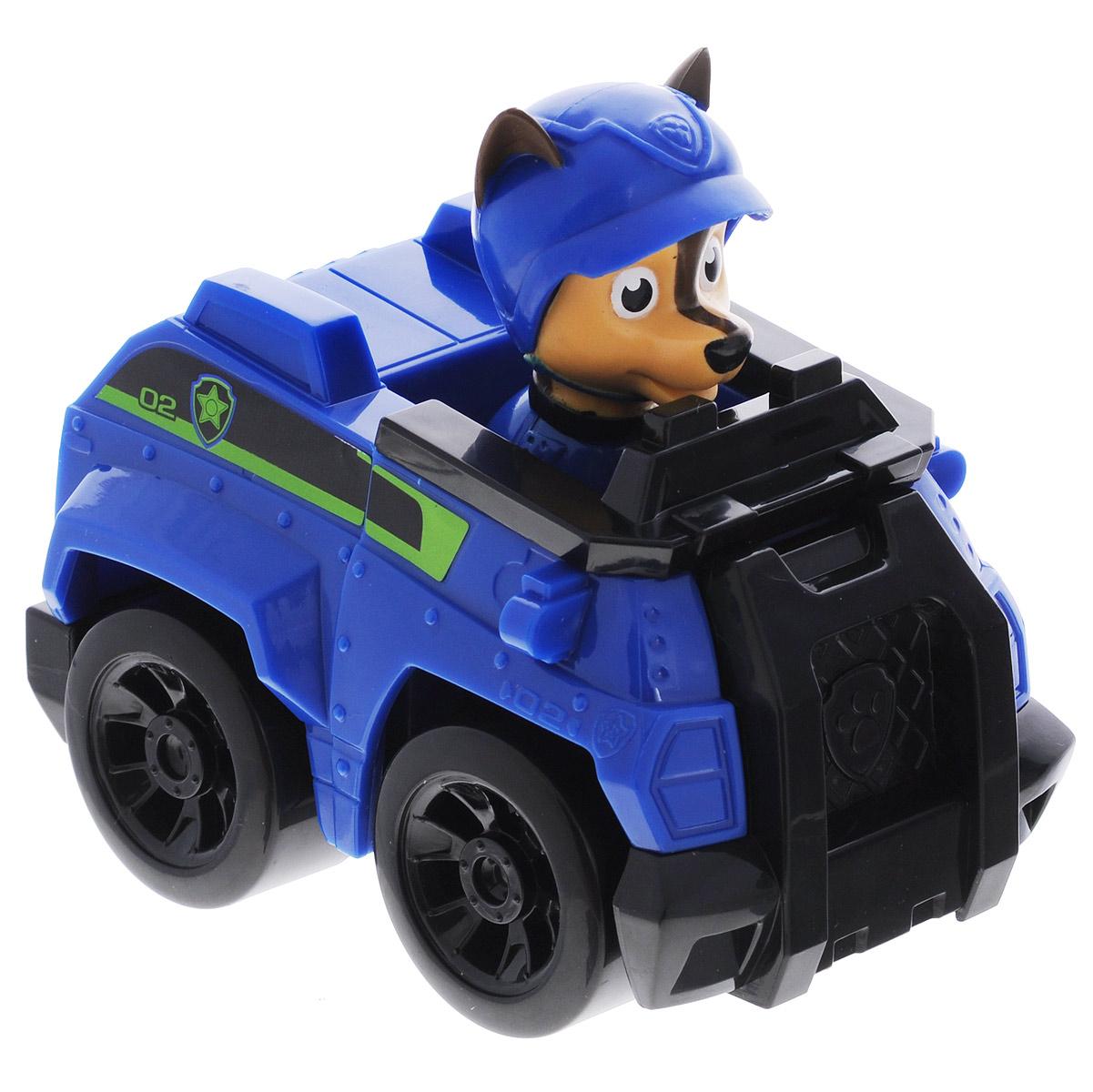 Игрушка Щенячий патруль Машинка спасателя. Chase chase decomposing figures