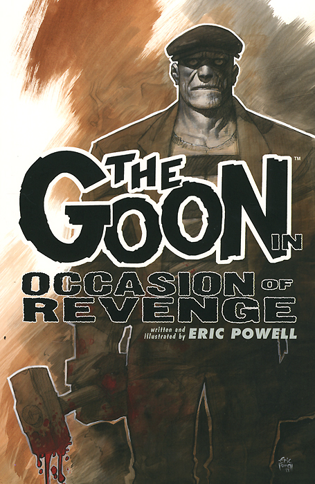 The Goon: Volume 14: Occasion of Revenge knights of sidonia volume 14