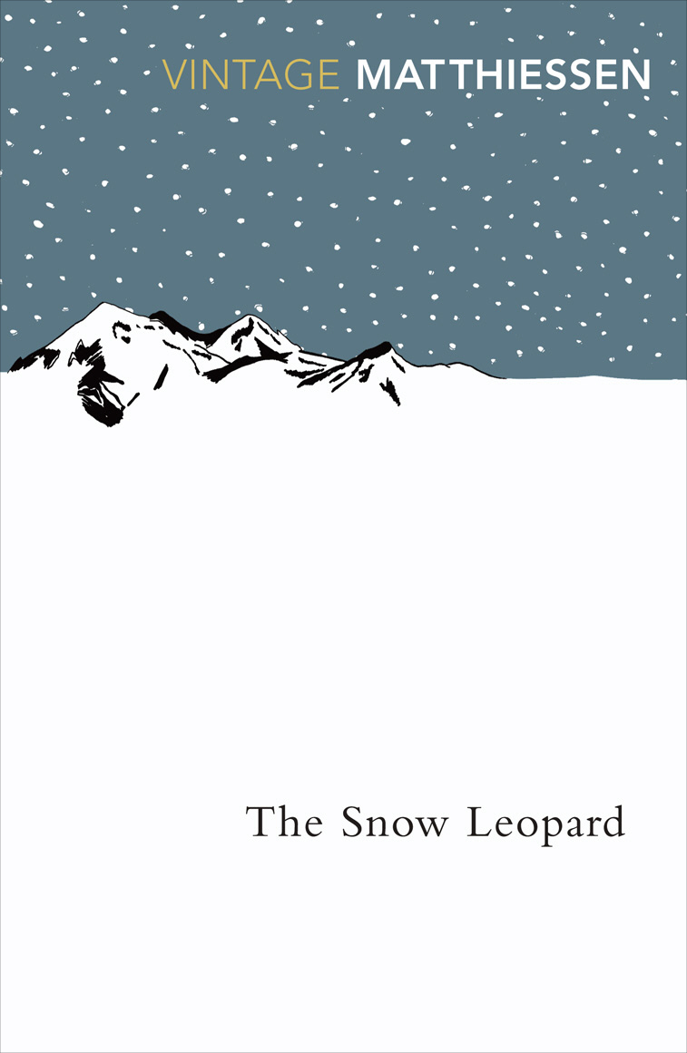The Snow Leopard wild a journey from lost to found