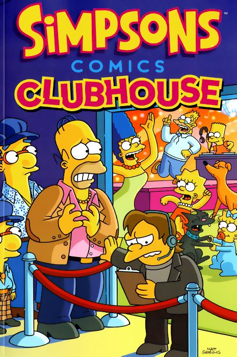 цена на Simpsons Comics: Clubhouse