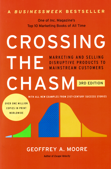 Crossing the Chasm: Marketing and Selling Technology Products to Mainstream Customers crossing the blvd – strangers neighbors