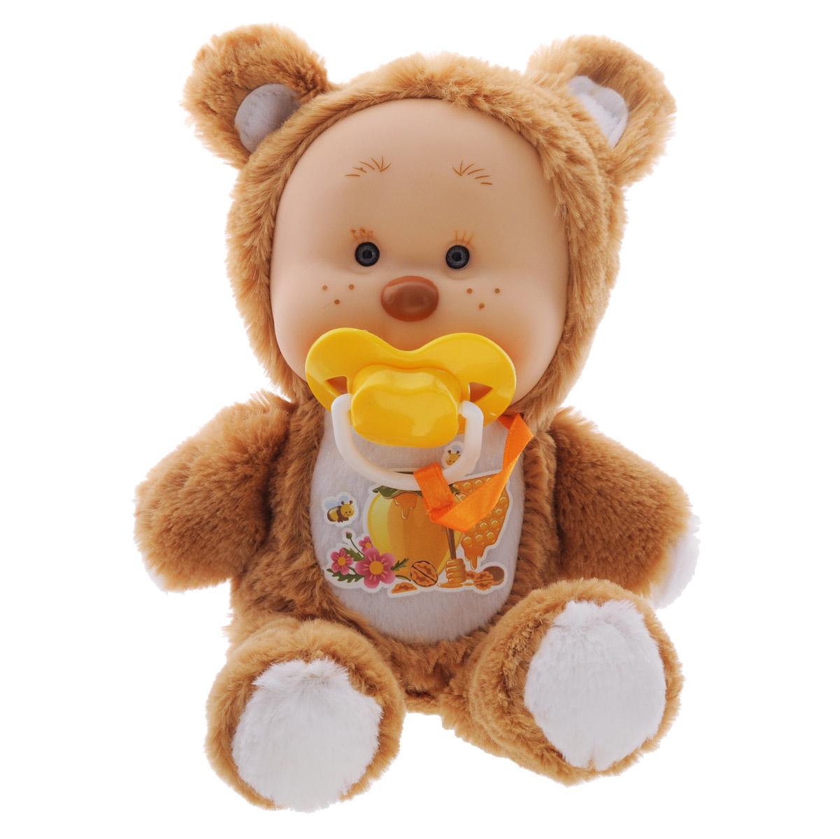 Yogurtinis Мягкая игрушка Лесные друзья Медвежонок Миша игровые центры oribel лесные друзья
