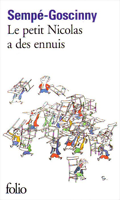 Le petit Nicolas a des ennuis i klima my first loves