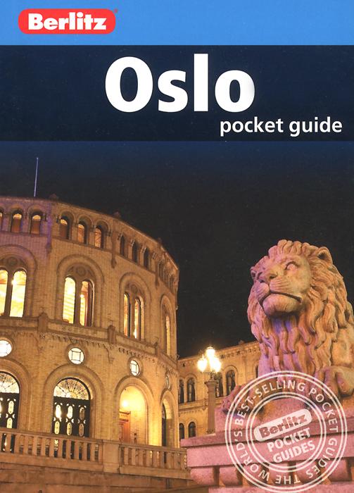 Oslo: Pocket Guide berlitz oslo pocket guide