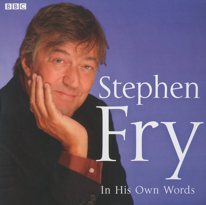 Stephen Fry In His Own Words (аудиокнига на CD)