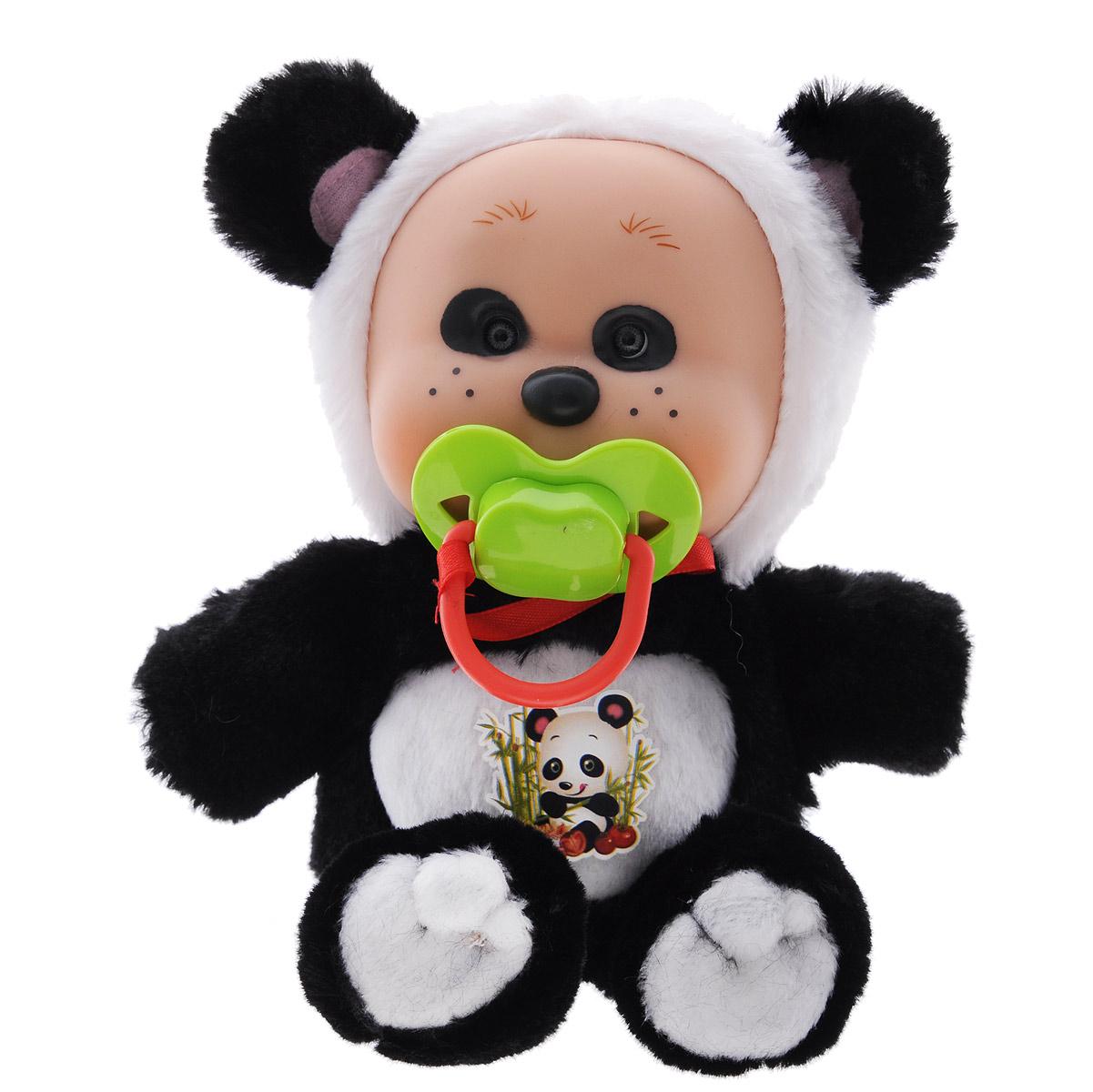 Yogurtinis Мягкая игрушка Лесные друзья Панда Ли
