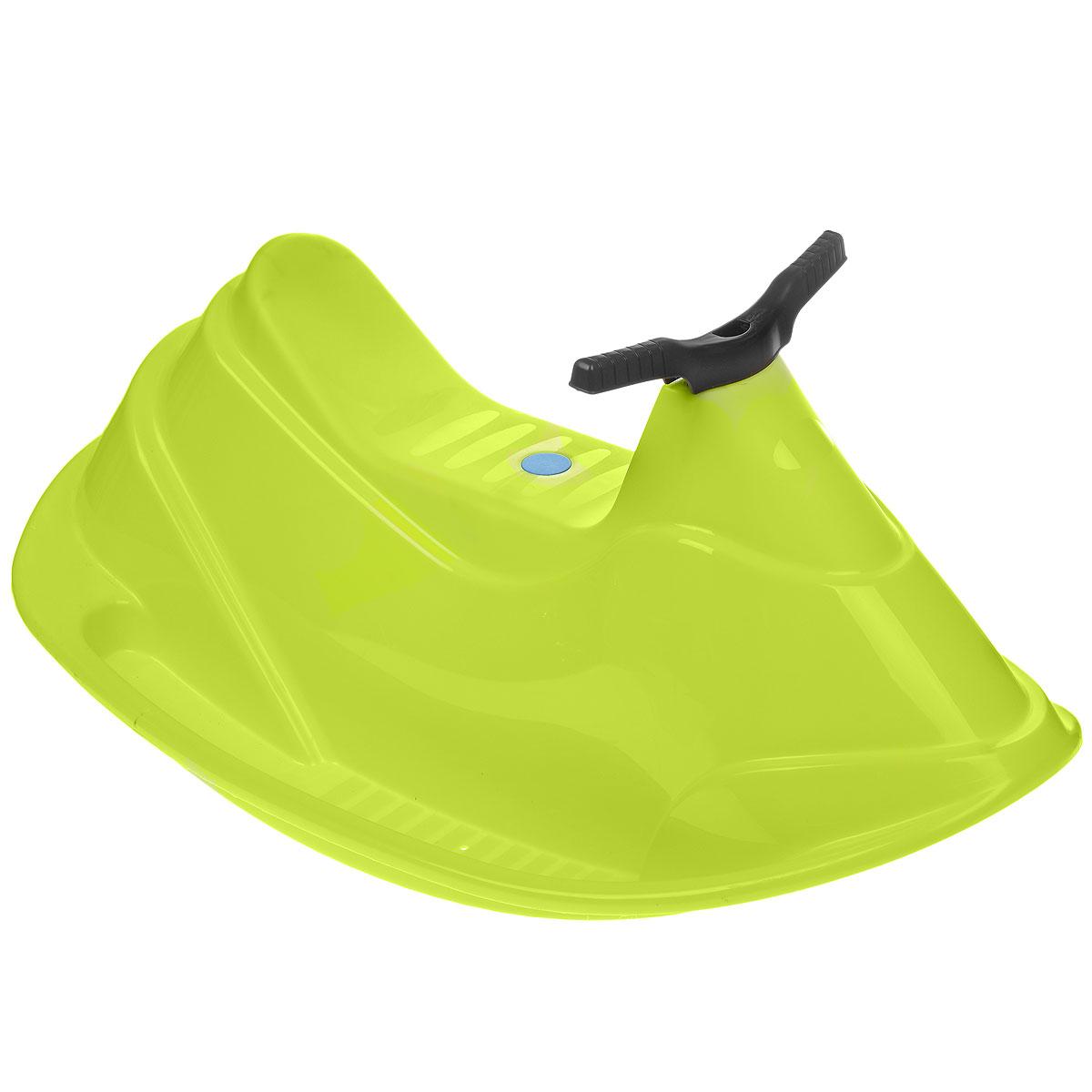 Качели PalPlay  Водный мотоцикл , цвет: салатовый - Ходунки, прыгунки, качалки