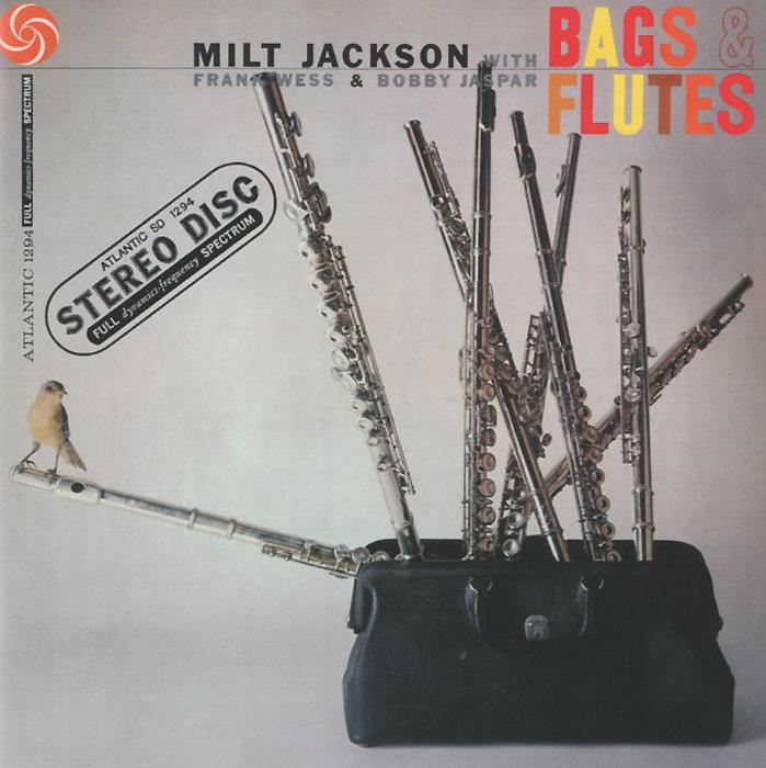 Милт Джексон Milt Jackson. Bags & Flutes