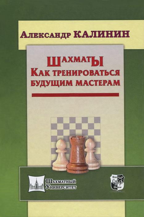 Шахматы. Как тренироваться будущим мастерам. Александр Калинин