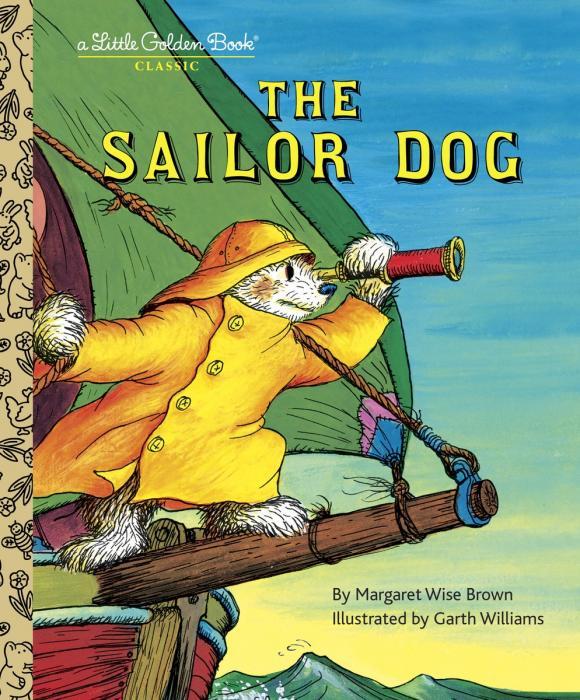 The Sailor Dog слип happy sailor