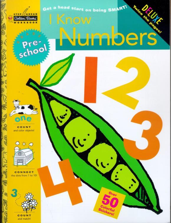 I Know Numbers (Preschool) education preschool