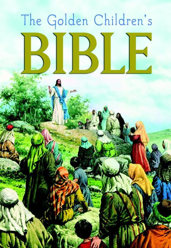 The Golden Children's Bible the golden apples