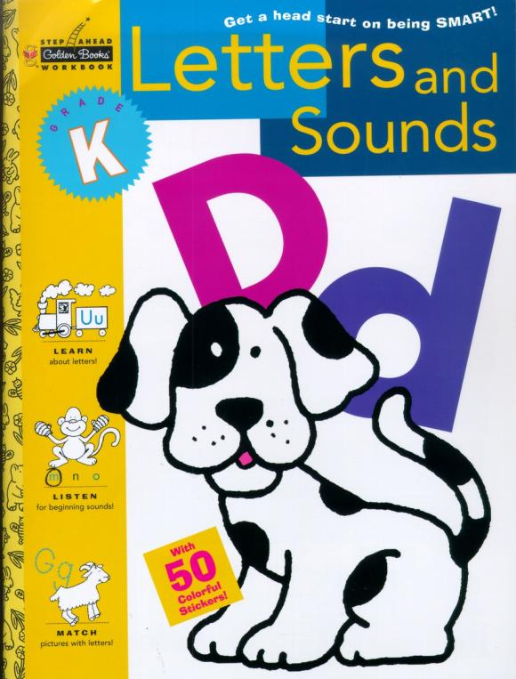 Letters and Sounds (Kindergarten) burons letters