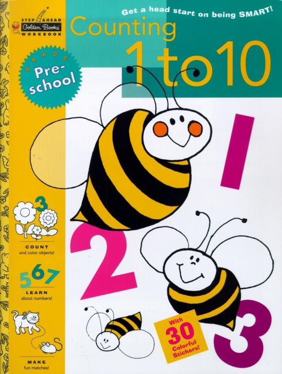Counting 1 to 10 (Preschool) education preschool