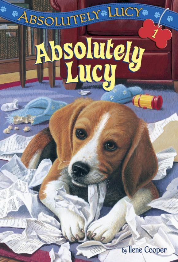 Absolutely Lucy #1: Absolutely Lucy машинки lucy