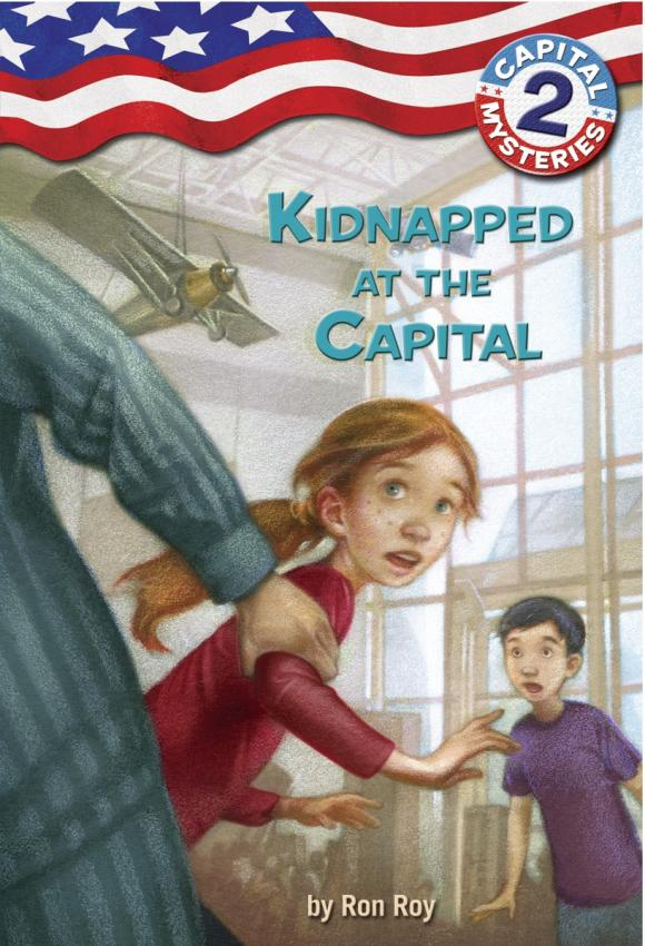 Capital Mysteries #2: Kidnapped at the Capital цена
