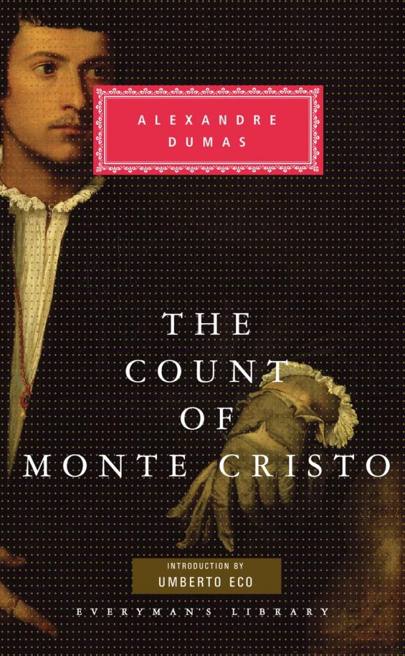 The Count of Monte Cristo given to the sea