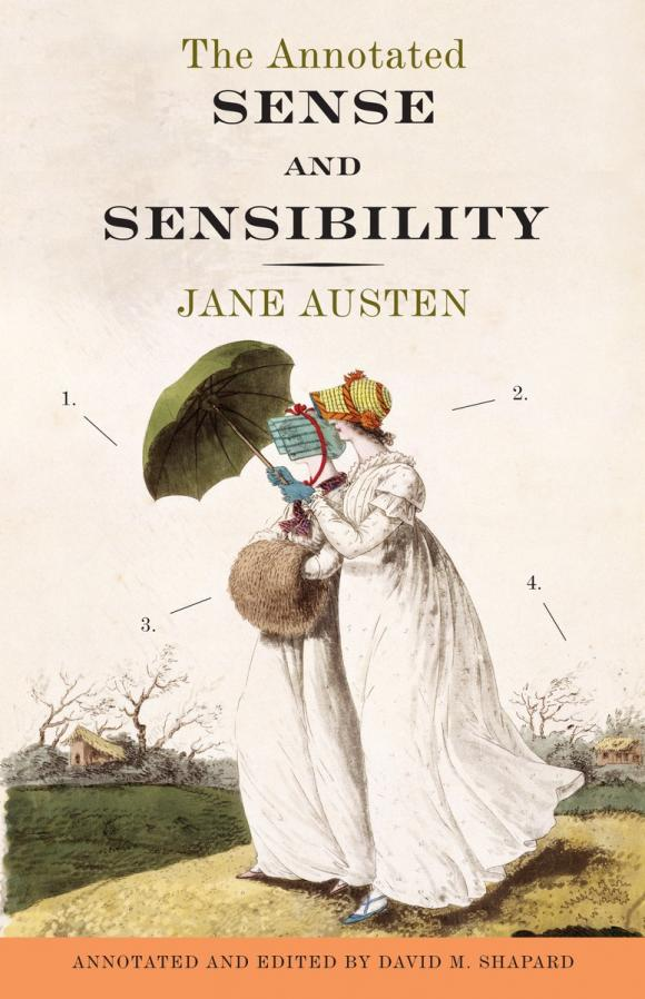 The Annotated Sense and Sensibility austen j sense and sensibility level 2 cd