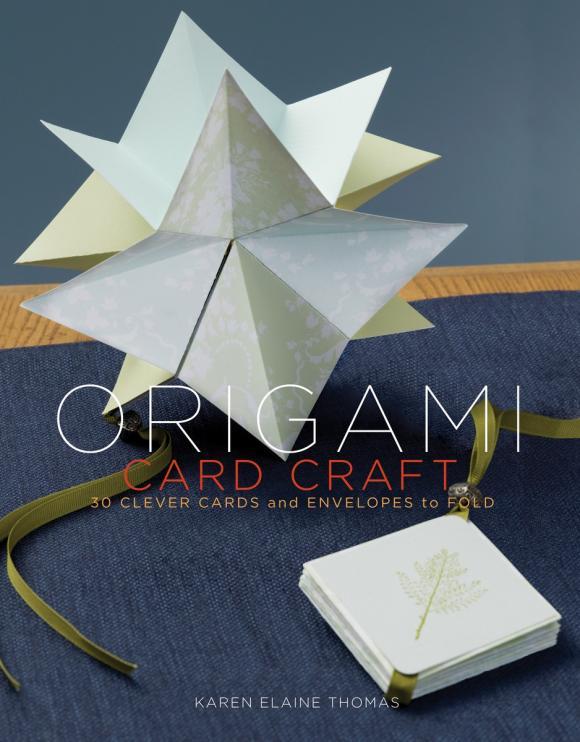 Origami Card Craft origami