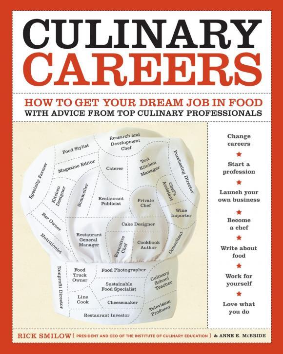 Culinary Careers berlitz russia culinary guidebook