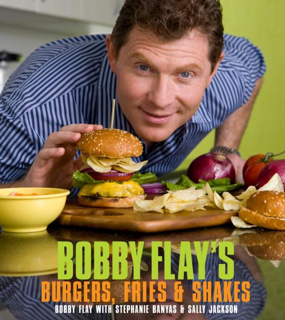 Bobby Flay's Burgers, Fries, and Shakes мягкие игрушки bobby