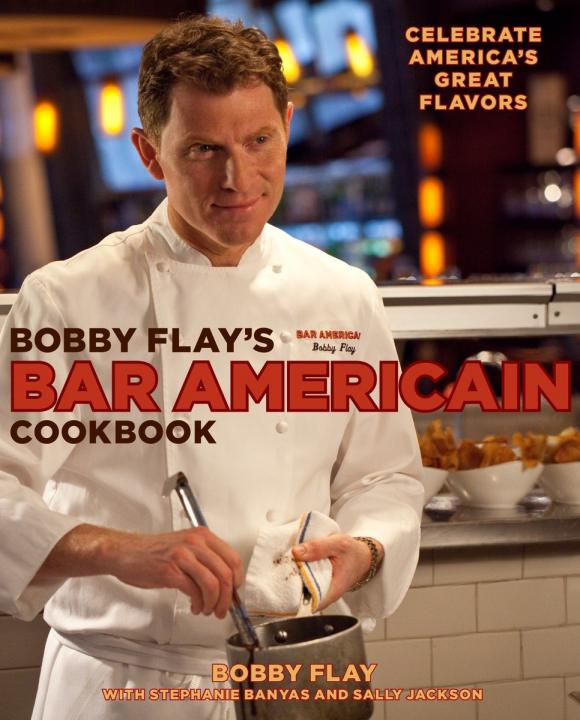 Bobby Flay's Bar Americain Cookbook мягкие игрушки bobby