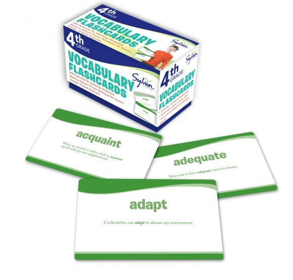Fourth Grade Vocabulary Flashcards new yippee red flashcards