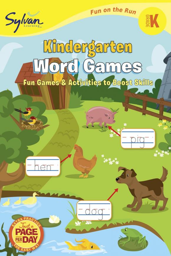 Kindergarten Word Games go games the word search challenge