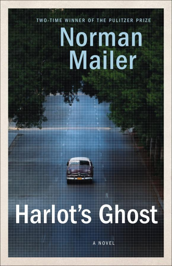 Harlot's Ghost ghost writer