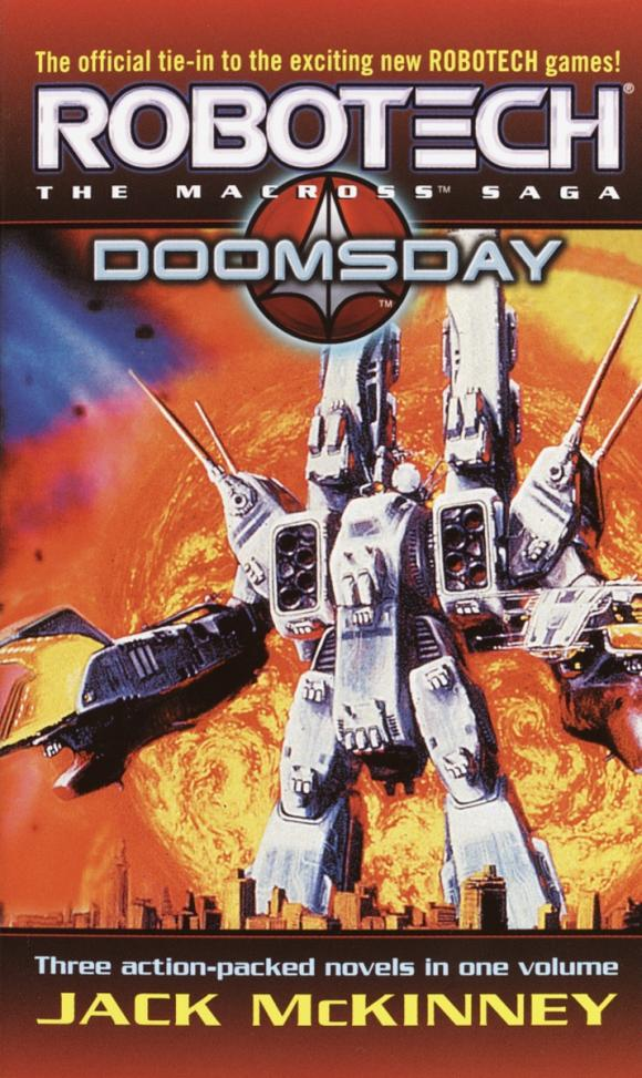 Robotech: The Macross Saga: Doomsday the doomsday conspiracy