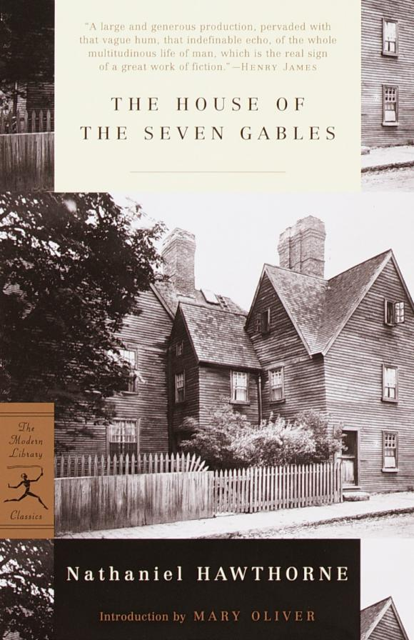 The House of the Seven Gables the house of mirth