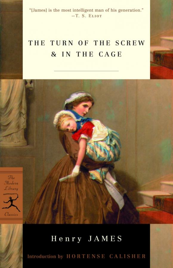 The Turn of the Screw & In the Cage the heir