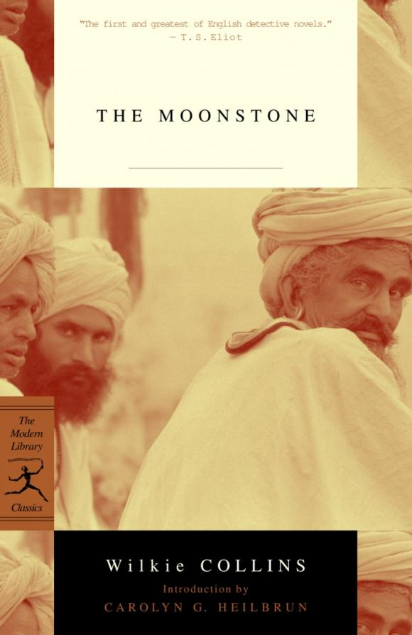 The Moonstone moonstone