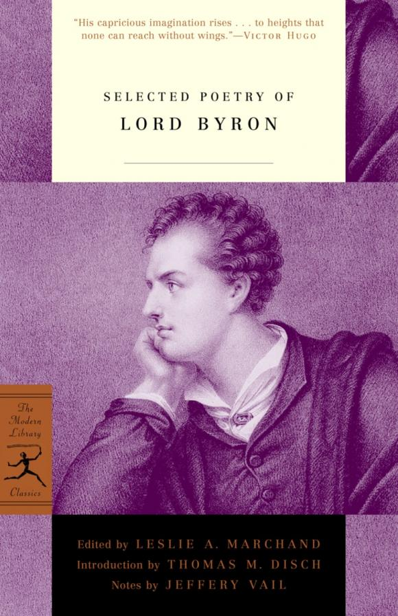Selected Poetry of Lord Byron декор lord vanity quinta mirabilia grigio 20x56