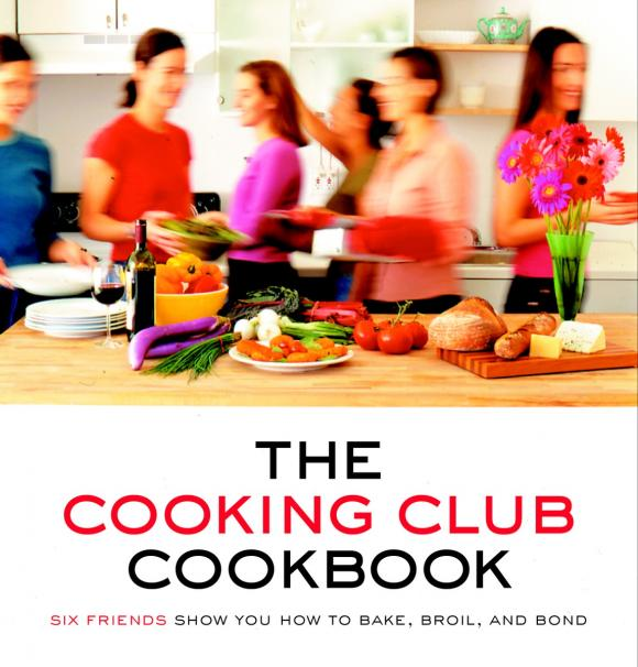 The Cooking Club Cookbook sobo cookbook the