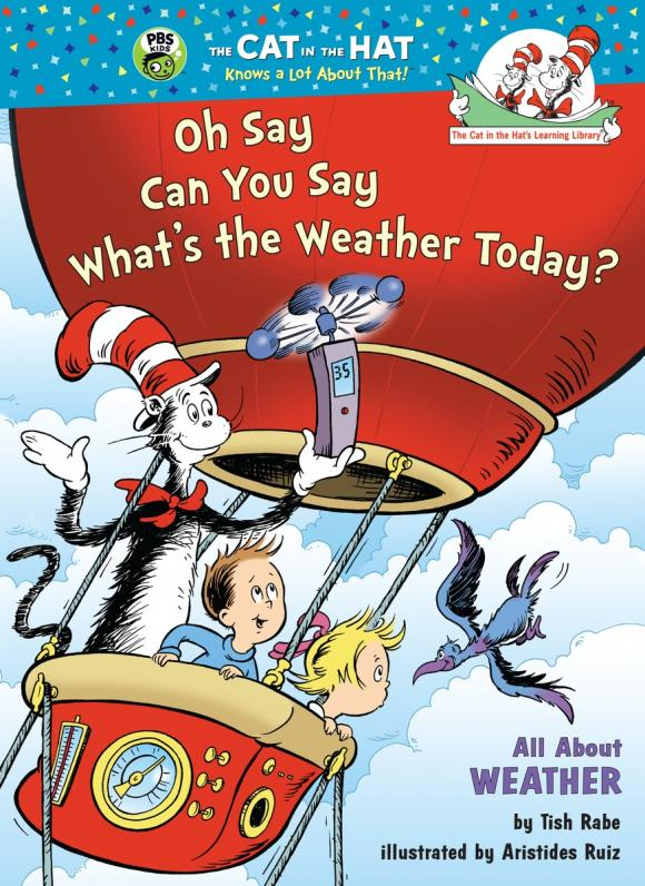 Oh Say Can You Say What's the Weather Today?: All About Weather ид бурда маленькая диана 11 2016