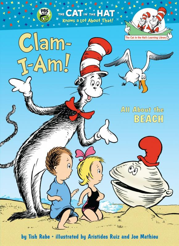 Clam-I-Am!: All About the Beach