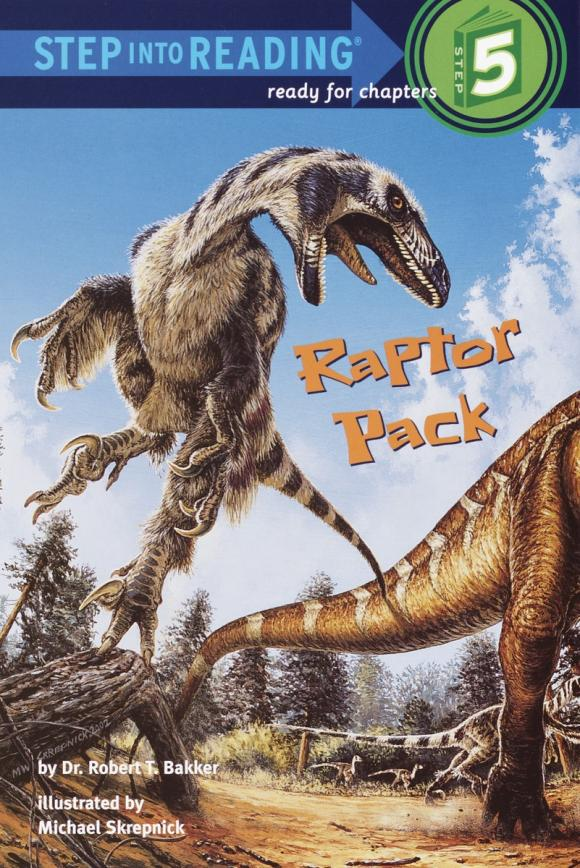 Raptor Pack dr robert t bakker raptor pack